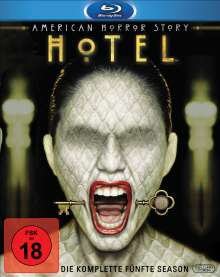 American Horror Story Staffel 5: Hotel (Blu-ray), 3 Blu-ray Discs