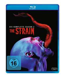 The Strain Staffel 2 (Blu-ray), 3 Blu-ray Discs