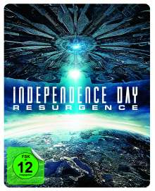 Independence Day 2 - Wiederkehr (Blu-ray im Steelbook), Blu-ray Disc