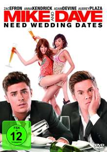 Mike and Dave Need Wedding Dates, DVD