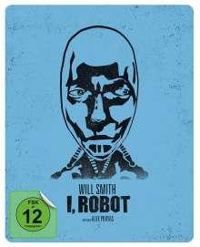 I, Robot (Blu-ray im Steelbook), Blu-ray Disc