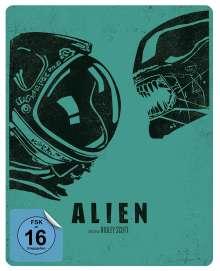 Alien 1 (Blu-ray im Steelbook), Blu-ray Disc
