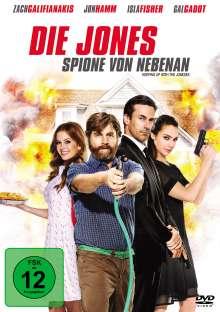 Die Jones - Spione von Nebenan, DVD