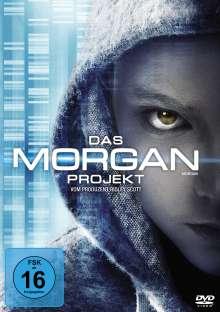 Das Morgan Projekt, DVD