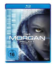 Das Morgan Projekt (Blu-ray), Blu-ray Disc