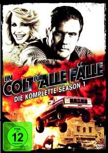 Ein Colt für alle Fälle Season 1, 6 DVDs