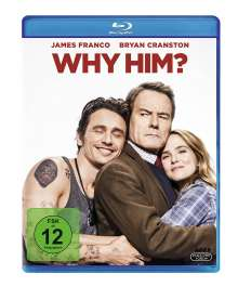 Why Him? (Blu-ray), Blu-ray Disc