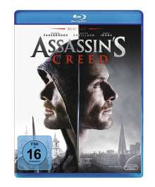 Assassin's Creed (Blu-ray), Blu-ray Disc