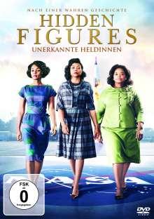 Hidden Figures, DVD