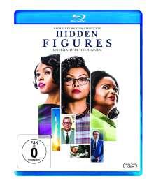 Hidden Figures (Blu-ray), Blu-ray Disc