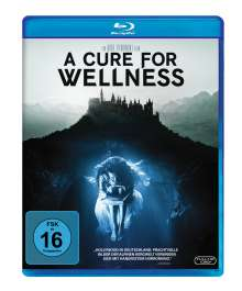 A Cure for Wellness (Blu-ray), Blu-ray Disc