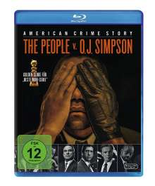 American Crime Story Staffel 1: The People V. O.J. Simpson (Blu-ray), 3 Blu-ray Discs