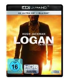 Logan - The Wolverine (Ultra HD Blu-ray & Blu-ray), 1 Ultra HD Blu-ray und 1 Blu-ray Disc