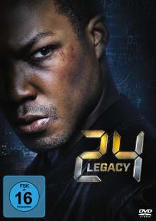 24: Legacy, 4 DVDs