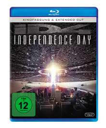 Independence Day (Extended Cut) (Blu-ray), Blu-ray Disc