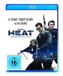 Heat (Blu-ray), Blu-ray Disc
