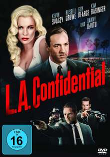 L.A. Confidential, DVD