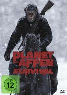 Planet der Affen: Survival, DVD