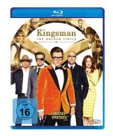 Kingsman 2 - The Golden Circle (Blu-ray), Blu-ray Disc