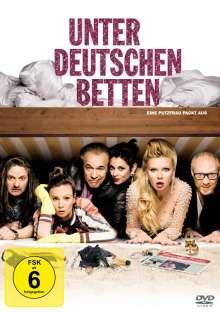 Unter deutschen Betten, DVD
