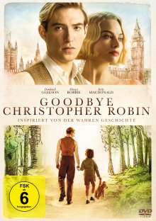 Goodbye Christopher Robin, DVD