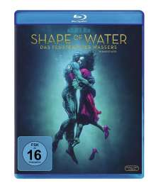 Shape of Water (Blu-ray), Blu-ray Disc