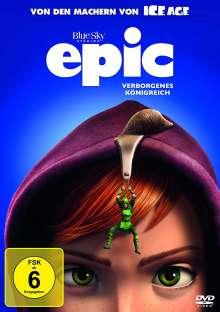 Epic, DVD
