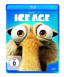 Ice Age (Blu-ray), Blu-ray Disc