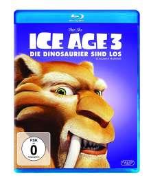 Ice Age 3 - Die Dinosaurier sind los (Blu-ray), Blu-ray Disc