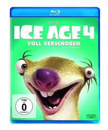 Ice Age 4 - Voll verschoben (Blu-ray), Blu-ray Disc