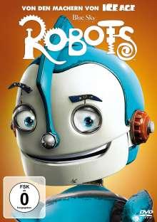 Robots, DVD