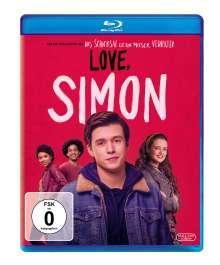 Love, Simon (Blu-ray), Blu-ray Disc