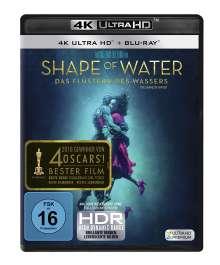 Shape of Water (Ultra HD Blu-ray & Blu-ray), 1 Ultra HD Blu-ray und 1 Blu-ray Disc