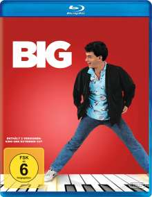 Big (Blu-ray), Blu-ray Disc
