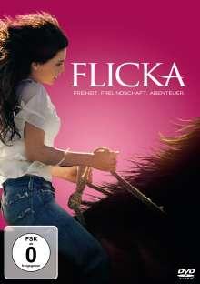 Flicka, DVD