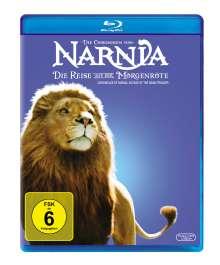 Die Chroniken von Narnia - Die Reise auf der Morgenröte (Blu-ray), Blu-ray Disc