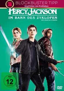 Percy Jackson - Im Bann des Zyklopen, DVD