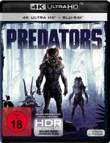 Predators (Ultra HD Blu-ray & Blu-ray), 1 Ultra HD Blu-ray und 1 Blu-ray Disc