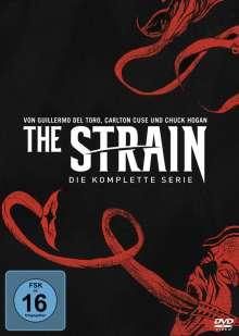 The Strain (Komplette Serie), 14 DVDs