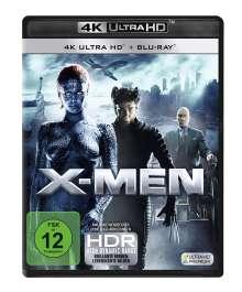 X-Men (Ultra HD Blu-ray & Blu-ray), 1 Ultra HD Blu-ray und 1 Blu-ray Disc
