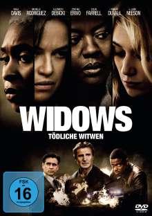 Widows (2018), DVD