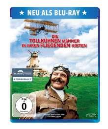 Die tollkühnen Männer in ihren fliegenden Kisten (Blu-ray), Blu-ray Disc