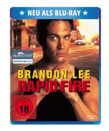 Rapid Fire (Blu-ray), Blu-ray Disc