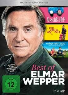 Elmar Wepper - Box, 3 DVDs
