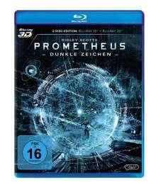 Prometheus - Dunkle Zeichen (3D & 2D Blu-ray), 2 Blu-ray Discs