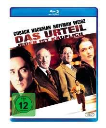 Das Urteil (2003) (Blu-ray), Blu-ray Disc