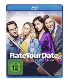 Rate Your Date (Blu-ray), Blu-ray Disc