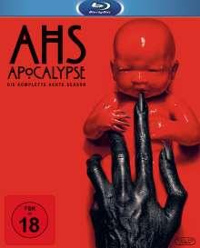 American Horror Story Staffel 8: Apocalypse (Blu-ray), 3 Blu-ray Discs
