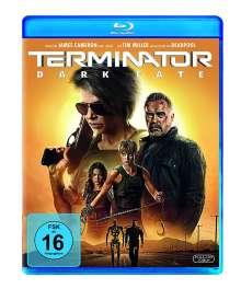 Terminator: Dark Fate (Blu-ray), Blu-ray Disc