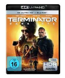 Terminator: Dark Fate (Ultra HD Blu-ray & Blu-ray), 1 Ultra HD Blu-ray und 1 Blu-ray Disc